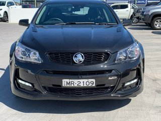 2017 Holden Commodore VF II MY17 SS V Sportwagon Redline Black 6 Speed Sports Automatic Wagon