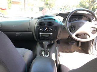 2001 Ford Falcon AU II Forte 4 Speed Automatic Sedan