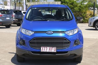 2015 Ford Ecosport BK Ambiente PwrShift Blue 6 Speed Sports Automatic Dual Clutch Wagon