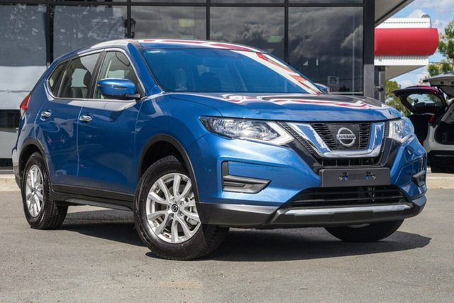 Demo Nissan X-Trail T32 Series III MY20 ST X-tronic 2WD, 2020 Nissan X-Trail T32 Series III MY20 ST X-tronic 2WD Blue 7 Speed Constant Variable Wagon