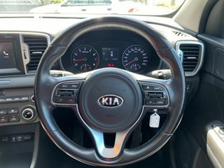 2017 Kia Sportage QL MY17 Si 2WD Silver 6 Speed Sports Automatic Wagon