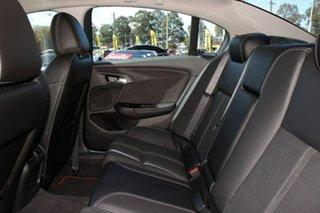 2015 Holden Commodore VF II MY16 SS V Redline Slipstream Blue 6 Speed Manual Sedan