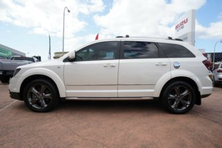 2015 Fiat Freemont JF MY15 Crossroad White 6 Speed Automatic Wagon