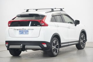 2017 Mitsubishi Eclipse Cross YA MY18 Exceed AWD Starlight 8 Speed Constant Variable Wagon