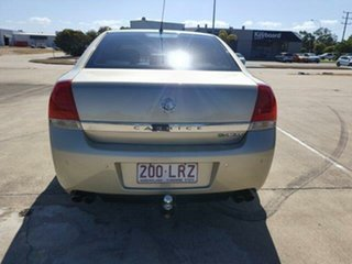 2009 Holden Caprice WM MY09.5 Beige 6 Speed Sports Automatic Sedan