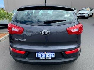 2013 Kia Sportage SL Series II MY13 SI Grey 5 Speed Manual Wagon.