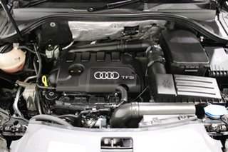 2015 Audi Q3 8U MY14 2.0 TFSI Quattro (125kW) Black 7 Speed Auto Dual Clutch Wagon