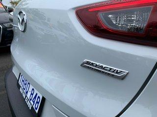2017 Mazda CX-3 DK2W7A Maxx SKYACTIV-Drive Light Grey 6 Speed Sports Automatic Wagon