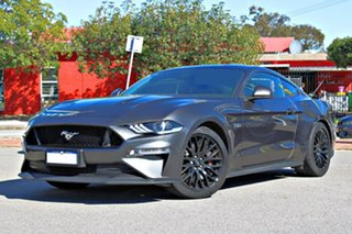 2018 Ford Mustang FN 2019MY GT Grey 10 Speed Sports Automatic Fastback