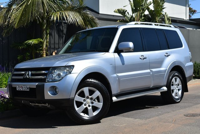 Used Mitsubishi Pajero NS VR-X, 2006 Mitsubishi Pajero NS VR-X Silver 5 Speed Sports Automatic Wagon
