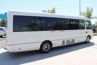 2003 Mitsubishi Rosa Standard White Manual Midi Coach