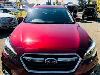 2018 Subaru Outback B6A MY18 2.5i CVT AWD Red 7 Speed Constant Variable Wagon