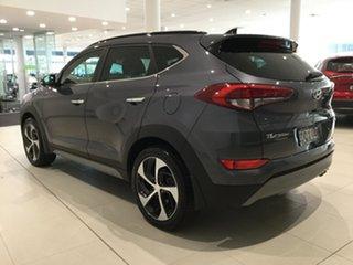 2017 Hyundai Tucson TLe MY17 Highlander D-CT AWD Grey 7 Speed Sports Automatic Dual Clutch Wagon