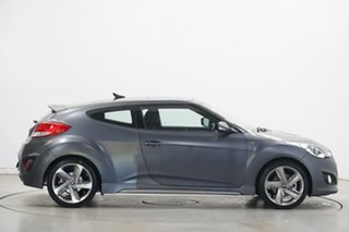 2014 Hyundai Veloster FS3 + Coupe Grey 6 Speed Manual Hatchback