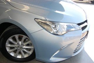 2017 Toyota Camry ASV50R Altise Ocean Mist 6 Speed Sports Automatic Sedan.
