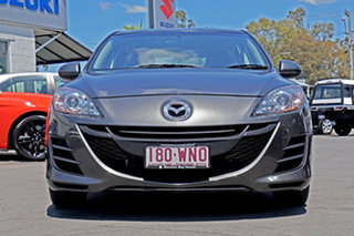 2011 Mazda 3 BL10F1 MY10 Neo Activematic Grey 5 Speed Sports Automatic Hatchback.