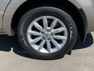 2015 Ford Territory SZ MkII TX Seq Sport Shift Bronze 6 Speed Sports Automatic Wagon