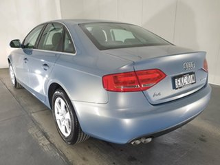 2008 Audi A4 B8 8K Multitronic Blue 8 Speed Constant Variable Sedan