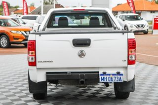 2015 Holden Colorado RG MY16 LS Space Cab Summit White 6 Speed Sports Automatic Cab Chassis