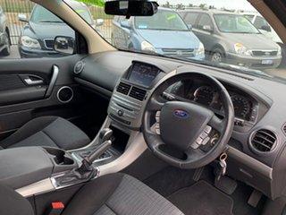 2011 Ford Territory SZ TS (4x4) Blue 6 Speed Automatic Wagon
