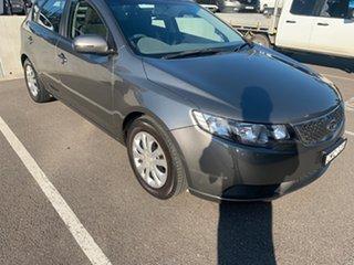 2011 Kia Cerato TD MY11 SI Grey 6 Speed Sports Automatic Hatchback