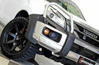 2016 Isuzu MU-X UC MY15.5 LS-M (4x2) White 5 Speed Automatic Wagon.