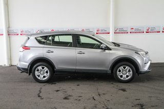 2017 Toyota RAV4 ZSA42R MY17 GX (2WD) Silver Sky Continuous Variable Wagon