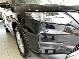 2019 Nissan X-Trail T32 Series II TS X-tronic 4WD Diamond Black 7 Speed Constant Variable Wagon.