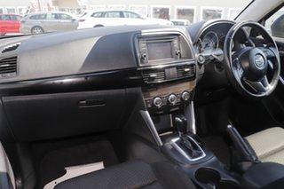 2013 Mazda CX-5 KE1021 MY13 Maxx SKYACTIV-Drive AWD Sport Grey 6 Speed Sports Automatic Wagon