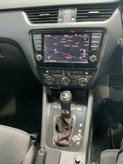 2015 Skoda Octavia NE MY15.5 RS Sedan DSG 162TSI Black 6 Speed Sports Automatic Dual Clutch Liftback