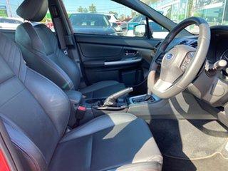 2015 Subaru WRX V1 MY16 Premium Lineartronic AWD Red 8 Speed Constant Variable Sedan
