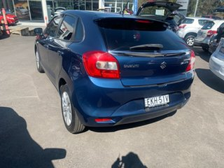 2016 Suzuki Baleno EW GL Blue 4 Speed Automatic Hatchback.
