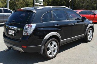 2012 Holden Captiva CG Series II 7 LX (4x4) Black 6 Speed Automatic Wagon