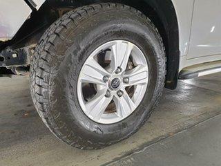 2018 Toyota Landcruiser VDJ200R GXL White 6 Speed Sports Automatic Wagon.