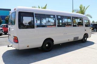 1994 Toyota Coaster LWB Standard White Manual Midi Coach