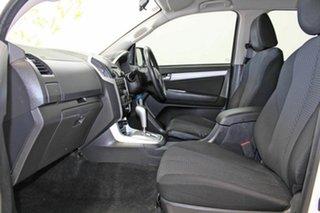 2016 Isuzu MU-X UC MY15.5 LS-M (4x2) White 5 Speed Automatic Wagon