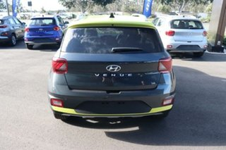 2020 Hyundai Venue QX.2 MY20 Elite Cosmic Grey 6 Speed Automatic Wagon