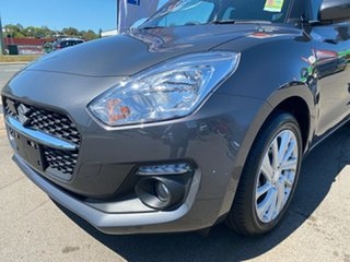 2020 Suzuki Swift AZ GL Navigator Safety Pack Mineral Grey 1 Speed Constant Variable Hatchback.