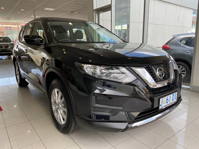 Demo Nissan X-Trail T32 Series II TS X-tronic 4WD Launceston, 2019 Nissan X-Trail T32 Series II TS X-tronic 4WD Diamond Black 7 Speed Constant Variable Wagon