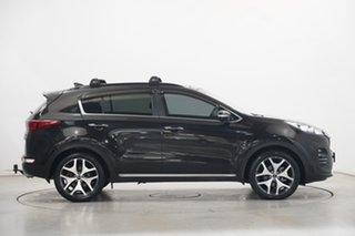 2017 Kia Sportage QL MY17 GT-Line AWD Black 6 Speed Sports Automatic Wagon