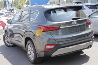 2018 Hyundai Santa Fe TM MY19 Active Grey 8 Speed Sports Automatic Wagon.