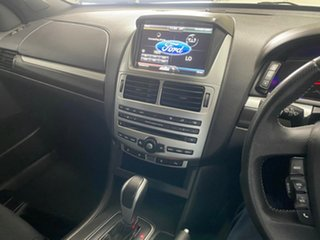 2015 Ford Falcon FG X XR6 Silver 6 Speed Auto Seq Sportshift Sedan