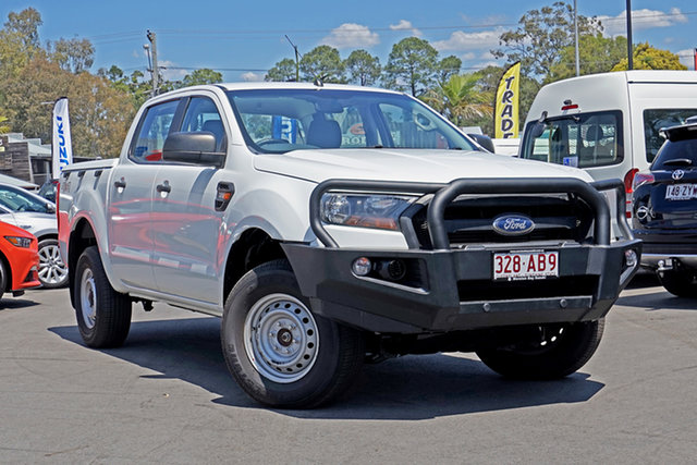 Used Ford Ranger PX MkII XL Chandler, 2016 Ford Ranger PX MkII XL White 6 Speed Sports Automatic Utility