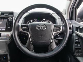 2018 Toyota Landcruiser Prado GDJ150R MY18 VX (4x4) Black 6 Speed Automatic Wagon