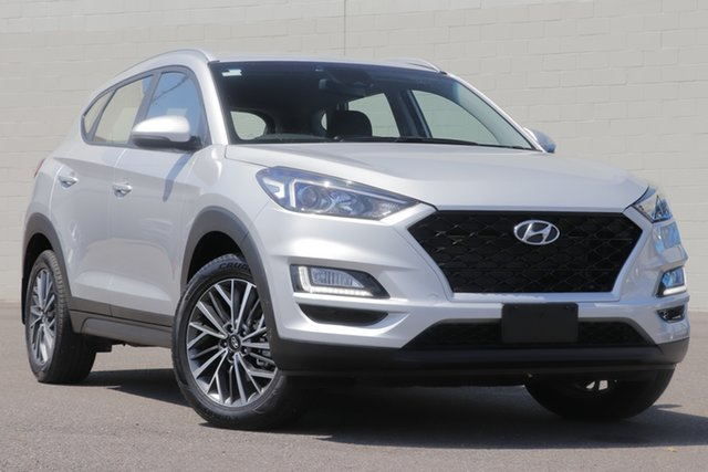 Used Hyundai Tucson TL4 MY20 Active X 2WD Windsor, 2019 Hyundai Tucson TL4 MY20 Active X 2WD Silver 6 Speed Automatic Wagon