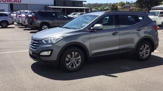 2013 Hyundai Santa Fe DM MY14 Active Dark Blue 6 Speed Sports Automatic Wagon