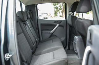 2015 Ford Ranger PX MkII XLS Double Cab Grey 6 Speed Manual Utility
