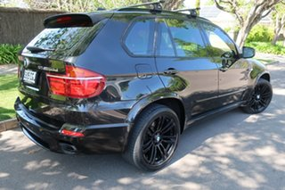 2012 BMW X5 E70 MY12 Upgrade M50D Black 8 Speed Automatic Sequential Wagon.