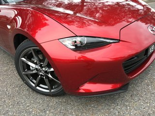 2020 Mazda MX-5 ND GT SKYACTIV-Drive Soul Red 6 Speed Sports Automatic Roadster.