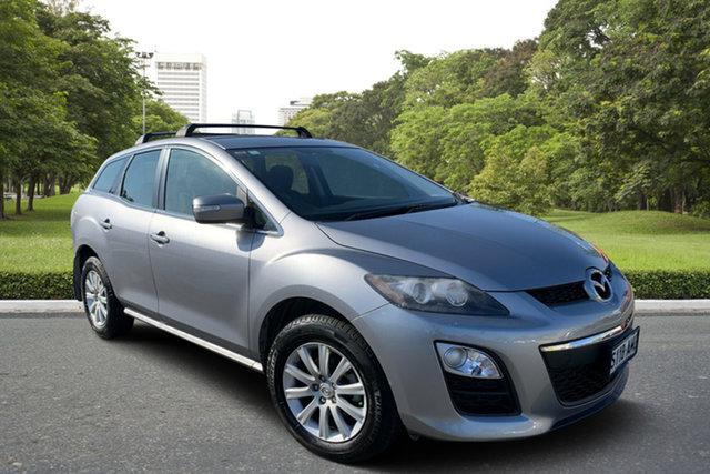 Used Mazda CX-7 ER10L2 Classic Activematic, 2011 Mazda CX-7 ER10L2 Classic Activematic 5 Speed Sports Automatic Wagon